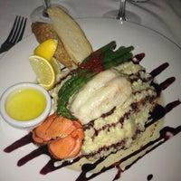 Photo taken at The Brentwood Restaurant & Wine Bistro by Sara M. on 12/29/2012