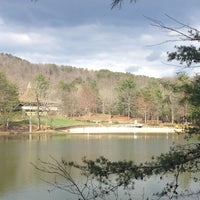 Photo taken at Fort Mountain State Park by christina e. on 4/8/2014