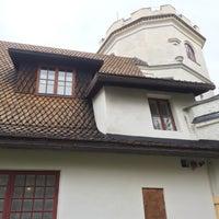 Photo taken at Gallen-Kallelan museo by Tiinu W. on 10/9/2016