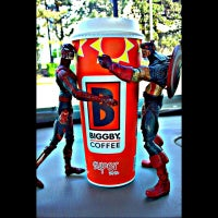 Photo taken at BIGGBY COFFEE by Cory t. on 5/18/2013