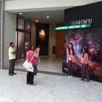 Photo taken at Planetarium Barestau by Hamdi A. on 5/20/2015