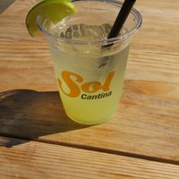 Photo taken at Sol Cantina by Tenika D. on 6/28/2013