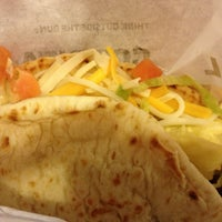 Photo taken at Taco Bell by Timothy T. on 1/26/2013