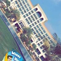 Photo taken at Waldorf Astoria Pool by Abdullatif M. on 11/19/2016