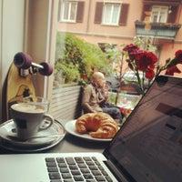Das Foto wurde bei Café Noir von Karin C. am 10/7/2014 aufgenommen