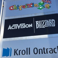 Photo taken at Activision-Blizzard Spain by Jose Manuel R. on 1/27/2015