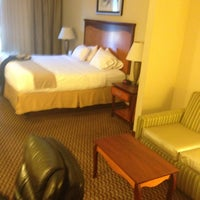 Photo taken at Holiday Inn Express & Suites Birmingham - Inverness 280 by David L. on 12/18/2013