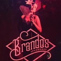 Foto scattata a Brando's Speakeasy da Candace S. il 9/10/2015