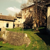 Photo taken at Borgo Nuzzano by Silvia G. on 3/9/2014