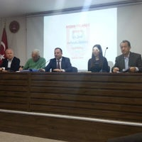 Photo taken at Aydın barosu sosyal tesisler i by Hüseyin A. on 3/2/2016