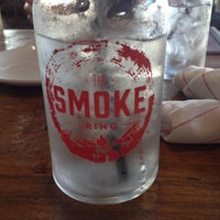 Photo taken at The Smoke Ring by Carrie V. on 11/6/2013