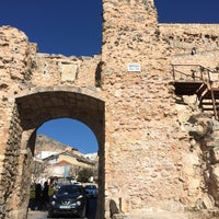 Photo taken at Mirador del castillo by Thiago L. on 3/15/2014