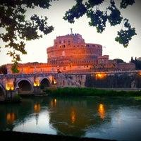 Photo taken at Giardini di Castel Sant'Angelo by Juliya on 7/6/2012