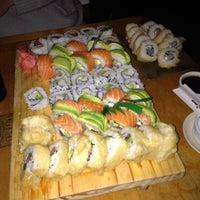 Photo taken at Yoko Sushi by Agustin S. on 8/25/2012