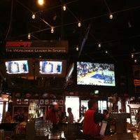 Photo taken at ESPN Club by Lorraine R. on 4/29/2012