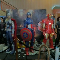 Photo taken at Marcus Crosswoods Cinema by Dawn M. on 5/4/2012