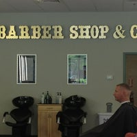 Photo taken at Barber Shop & Co. by Troy W. on 6/2/2013