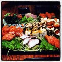 Foto tirada no(a) Kawa Sushi | 川 por Marcos L. em 6/7/2013