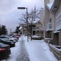 Photo taken at Marriott Residence Inn by Michi on 1/6/2013