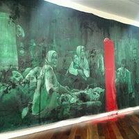 Photo taken at Bienal Internacional De Curitiba by Igor Z. on 8/31/2013