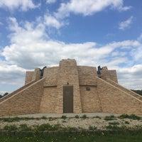 Photo taken at Пирамида Мудрецов by Julia C. on 5/15/2016