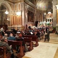 Photo taken at Basilica di San Nicola by Matteo D. on 12/12/2015