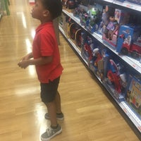 """Photo taken at Toys""""R""""Us by Tineka T. on 7/24/2016"""