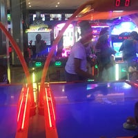 Photo taken at Main Event Entertainment by Tineka T. on 7/8/2017