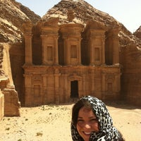 Photo taken at Petra by Melissa F. on 4/8/2013
