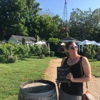 Photo taken at Mattebella Vineyards by Melissa F. on 6/28/2017