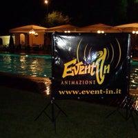 Photo taken at Eventin Organizzazione Eventi & Spettacoli by Eventin A. on 3/21/2014