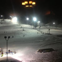 Photo taken at Cannonsburg Ski Area by Nick P. on 1/15/2013