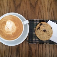 Photo taken at Burly Coffee by Esther C. on 10/1/2015
