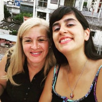 Photo taken at Av. Corrientes y Av Scalabrini Ortiz by Maria Elena C. on 12/29/2015