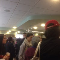 Photo taken at Hillwood Commons - LIU Post by Lauren on 11/18/2013