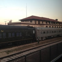 Photo taken at Temple Amtrak Station by Angel F R. on 11/18/2012