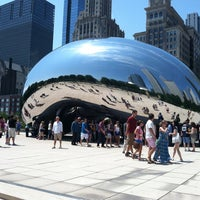 Photo prise au Millennium Park par Andy G. le7/21/2013
