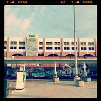 Photo taken at Oakville GO Station by Gurjeet S. on 10/17/2012