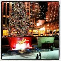 12/7/2012にGurjeet S.がThe Rink at Rockefeller Centerで撮った写真