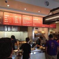 Photo taken at Chipotle Mexican Grill by @JaumePrimero on 11/2/2012