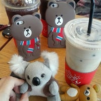 Photo taken at Cafe De Aya by Mia on 5/12/2015