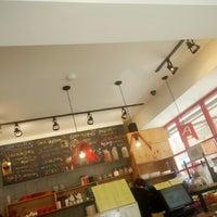 Photo taken at Cafe De Aya by Mia on 7/13/2014