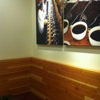Photo taken at STARBUCKS COFFEE by Mia on 10/11/2012