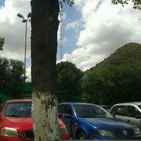 Photo taken at Centro de Servicios Administrativos Jose María Morelos by Mardosian M. on 9/30/2016