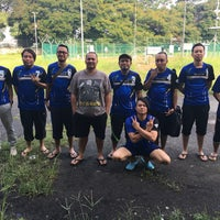 Photo taken at JPS Futsal Ampang by Ahmad N N. on 4/9/2016