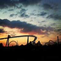 Photo taken at Six Flags St Louis by Greg S. on 8/18/2013