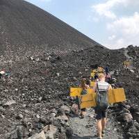 Photo taken at Cerro Negro by Weifang Z. on 4/22/2017
