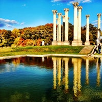 Photo taken at United States National Arboretum by Grace L. on 10/21/2012