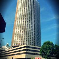 Photo taken at Hyatt Paris Madeleine by Dan A. on 7/6/2013