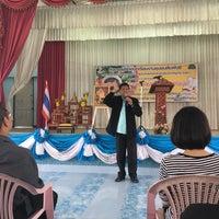 Photo taken at โรงเรียนอนุบาลทับสะแก by Chotiwat M. on 11/17/2016